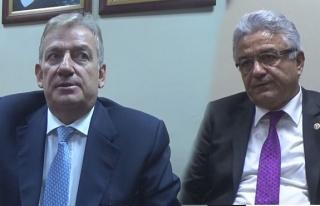 CHP Milletvekillerinden GMİS'e destek...