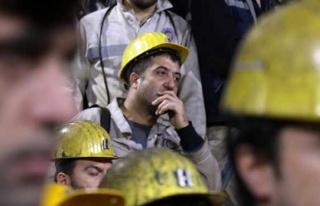 Madende üretim durdu...