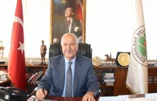 Başkan Akdemir, 'Çalışan Gazeteciler Günü'nü...