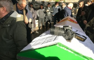 Duayen gazeteci Bedri Erel son yolculuğuna uğurlandı...