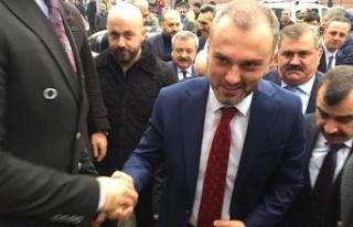 Erkan Kandemir Zonguldak'ta!