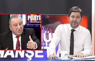 Halil Furat canlı yayında esti gürledi!