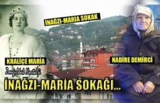İnağzı Mahallesi (Marya) Maria Sokak...