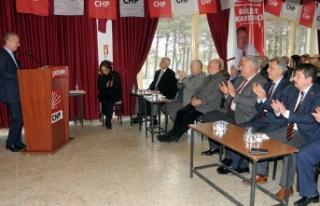 Yerel yönetimler çalıştayı düzenlendi...