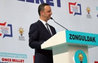 """""""Zonguldak'ı şaha kaldıracağız"""""""