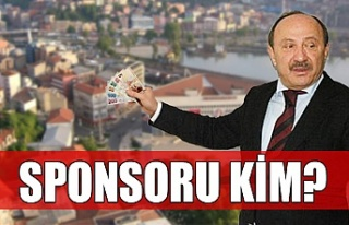 Eşref'in sponsoru kim?