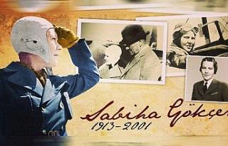 İlk kadın savaş pilotu Sabiha Gökçen...