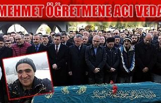 Mehmet öğretmen, kalp krizinden hayatını kaybetti...