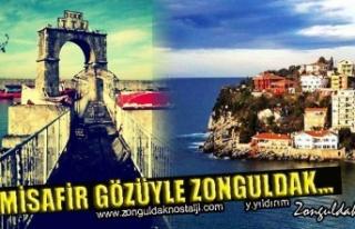 Misafir gözüyle Zonguldak...