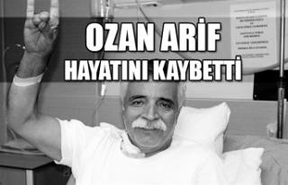 Ozan Arif hayatını kaybetti...