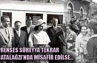 Prenses Süreyya...