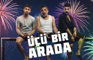 """""""Üçü Bir Arada"""" Zonguldak'ta ilgi ile..."""