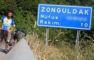 Zonguldak'ın yeni nüfusu belli oldu. İşte...