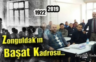 Zonguldak'ın Başat Kadrosu…