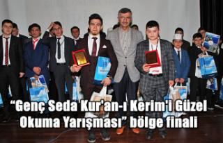 """Genç Seda Kur'an-ı Kerim'i Güzel Okuma..."