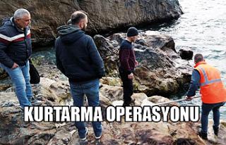 Kurtarma operasyonu...