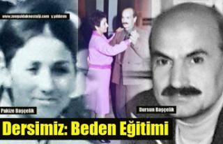Zonguldak eğitim tarihinden...