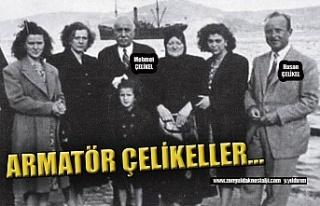 Armatör Çelikeller...