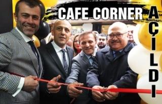 Cafe Corner açıldı!