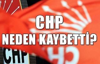 CHP neden kaybetti?