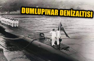 Dumlupınar denizaltısı...