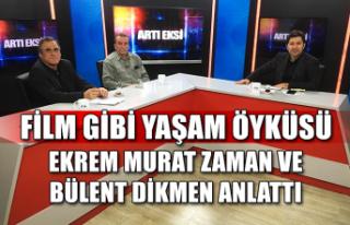 'Hamit Aga'yı anarken Ekrem Murat Zaman ve Bülent...