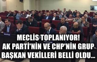 Meclis Toplanıyor! Ak Parti'nin ve CHP'nin...