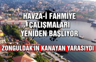 Zonguldak'ın kanayan yarasıydı... Havza-i Fahmiye...