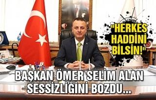 """Ömer Selim Alan sessizliğini bozdu... """"Herkes..."""