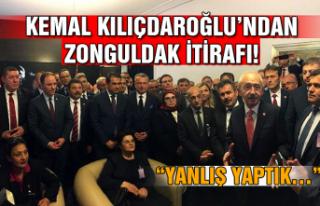 """""""Yanlış yaptık…"""" Kemal Kılıçdaroğlu'ndan..."""