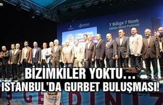 Bizimkiler yoktu… İstanbul'da gurbet buluşması!