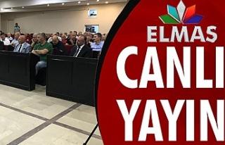 Meclis gergin… Elmas TV CANLI yayında!