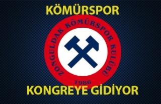TFF 2.Lig ekiplerinden Zonguldak Kömürspor kongreye...