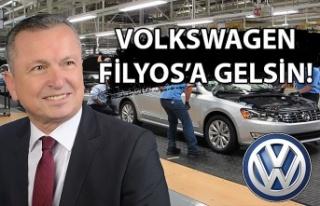 Volkswagen Filyos'a gelsin!