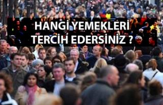 Zonguldak halkı ne tür yemekler tercih ediyor...