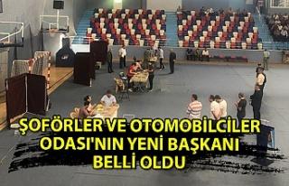 Zonguldak Şoförler ve Otomobilciler Odası'nın...