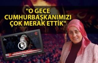 AK Parti İl Kadın Kolları Başkanı Arıman: ''O...