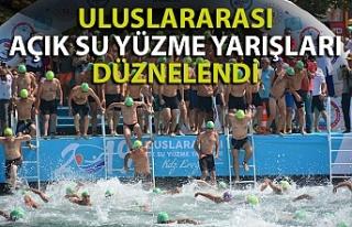 Ereğli'de 2. Uluslararası Açık Su Yüzme...