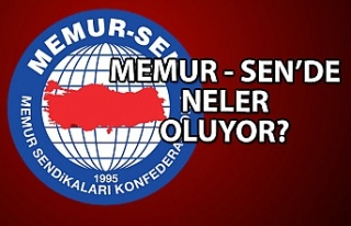 Memur - Sen'de neler oluyor? Sedat Akdeniz'in...