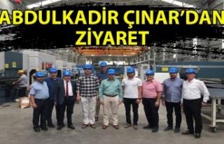 MÜSİAD Başkanı, Güçbir Jeneratör fabrikasını...