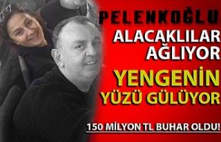 Pelenkoğlu'nun mal varlığı Güzin Pelenkoğlu'nda...