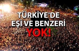 Türkiye'de eşi ve benzeri yok
