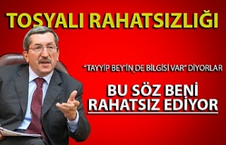 Vergili: 'Tayyip Bey'in haberi varmış, ben Karabük'e...