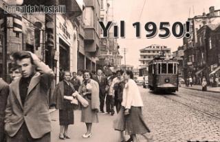 Yıl 1950!