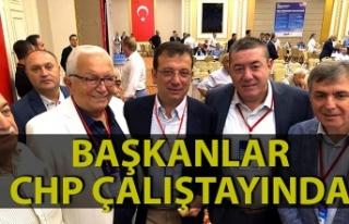 Zonguldak belediye başkanları CHP Yerel Yönetimler...