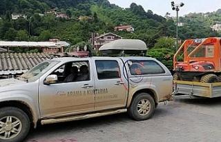 AFAD ekipleri Zonguldak'a geri döndü