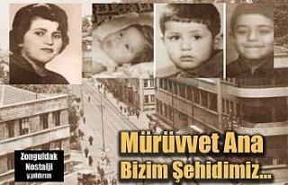 Zonguldak'ın şehidi Mürüvvet İlhan...