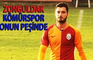 Zonguldak Kömürspor, Galatasaray'ın genç...