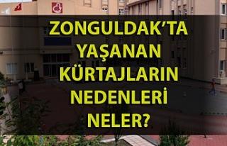 Zonguldak'taki kurtajların nedenleri araştırıldı