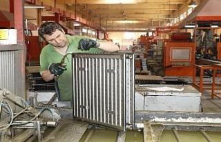 Zonguldak'a fabrikalar kuran EMKO, yerli klima da...